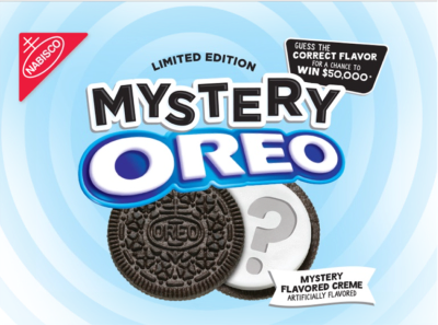 Win $50,000 from Oreos!