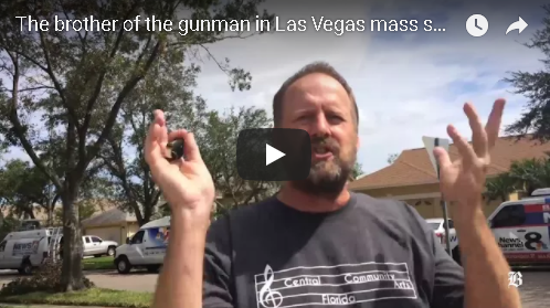 Vegas Mass Shooter's Brother Speaks Out