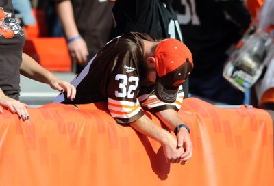 Someone's Planning A Very Unhappy Parade In Cleveland