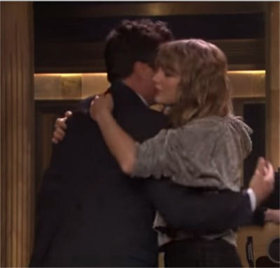 ICYMI: Taylor Swift's Touching Surprise Appearance On Jimmie Fallon's Show Last Night