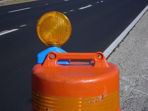 No Orange Barrels!