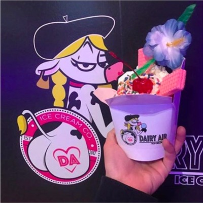 "Ice Cream Store Logo Becomes The ""Butt"" Of Social Media Jokes!"