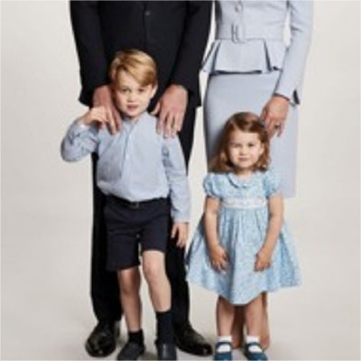 We  Have A Very Royal Holiday Card To Share With You