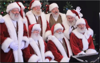 Yes, Virginia There Is A Santa University