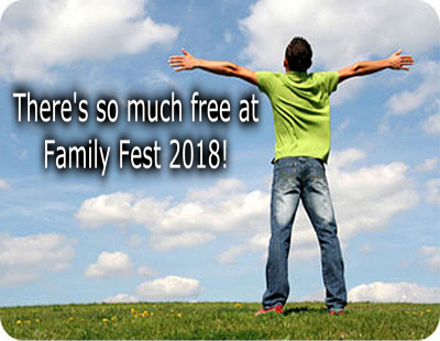 """The Theme Is """"Free!"""""""