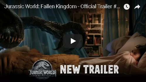 Jurassic World: Fallen Kingdom Official Trailer #2