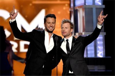 Luke Bryan & Dierks Bentley Will Not Host 2018 ACM Awards: 'We Got Fired'