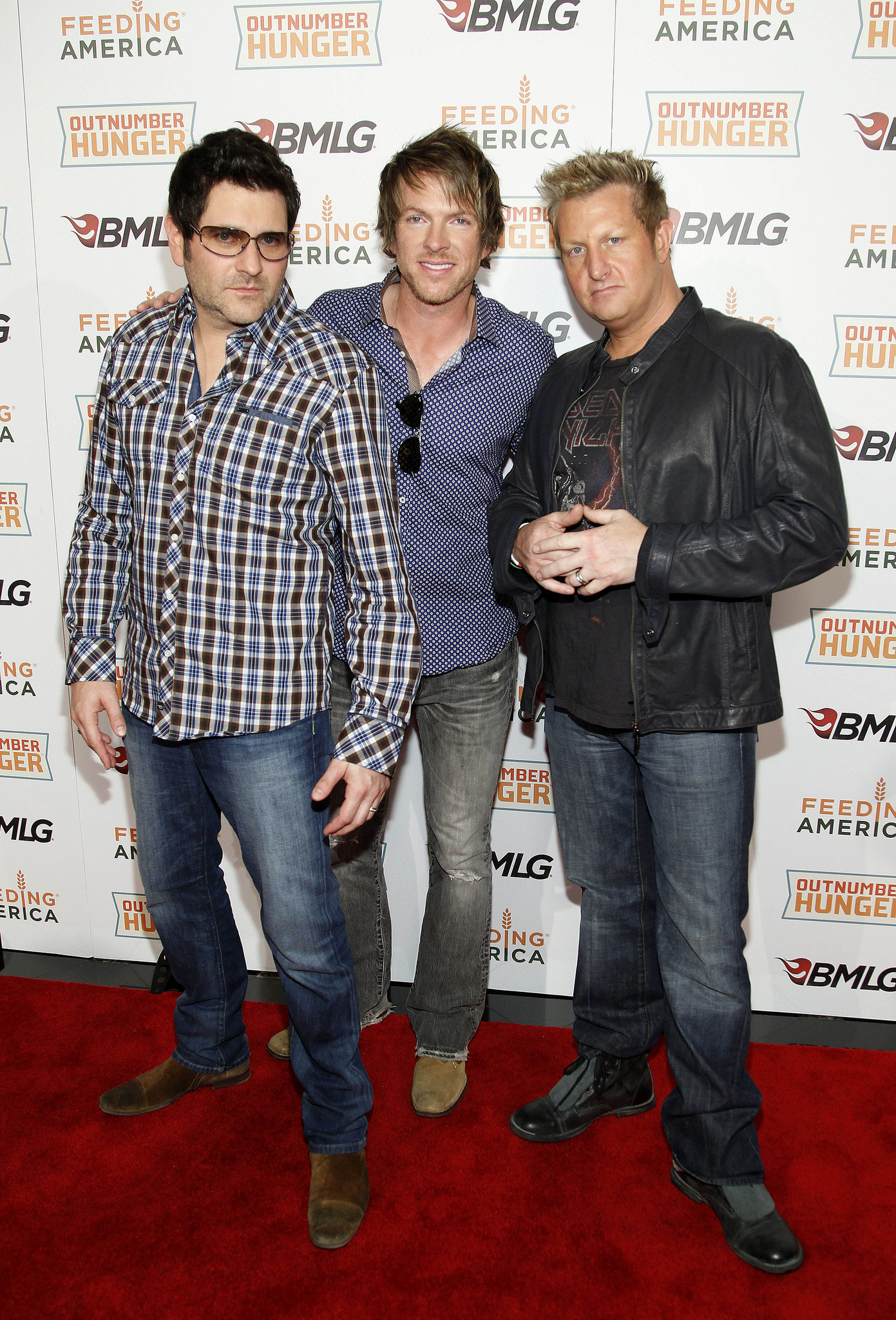 Rascal Flatts At Ashley For The Arts