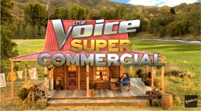 """The Voice"" Super Bowl Commercial Has To Be The Best!"