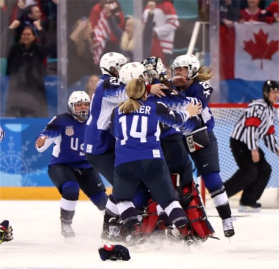 Team USA Scored Big At The Olympics!