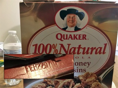 A Colorado Walmart Served Up 21 Year-Old Cereal