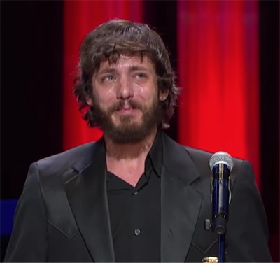 See Chris Janson's Induction  Into The Grand Ole Opry By Garth Brooks