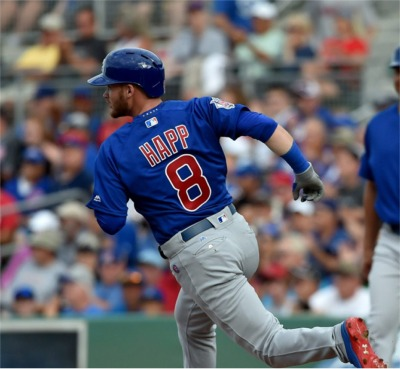 Opening Day Started Off With A Bang For The Chicago Cubs