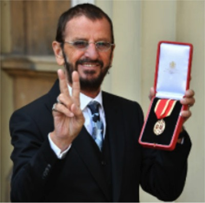 Call Him Sir Ringo!