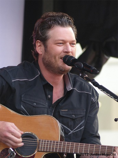 Seven-Year-Old Oklahoma Girl Studies Just Like Blake Shelton