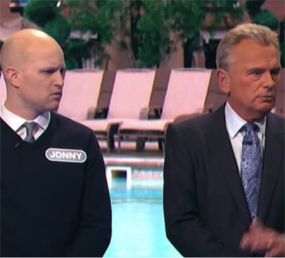 """Watch This Epic """"Wheel Of Fortune"""" Fail"""