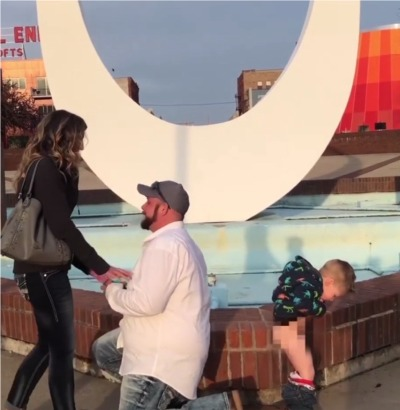 We Have A Video Of A Proposal That You'll Want To Watch Over And Over!
