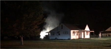 An Ohio Man Burned Down His Garage Trying To Kill Some Weeds