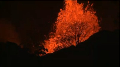 Watch Mt. Kilauea Erupt Live!