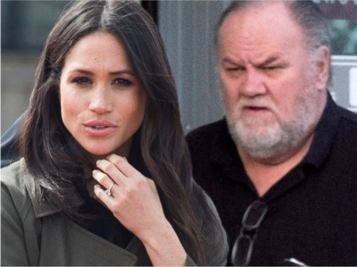 UPDATE: Meghan Markle's Dad Won't Attend Royal Wedding After Staged Photos, Heart Attack