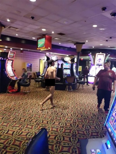 "We'll ""Bet"" You've Never Seen This At A Casino"