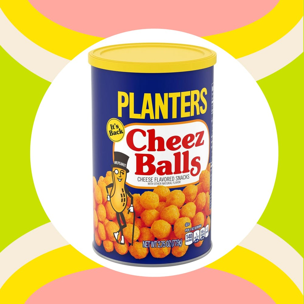 Planters Cheez Balls Are Back!