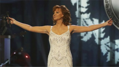 JFK Center For The Performing Arts Honors Reba McEntire