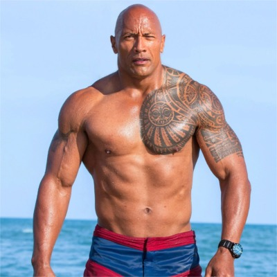 """Why Is The Rock Talking About His """"Boobies?"""""""