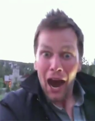 What Do You Suppose Freaks Out Tom Brady?