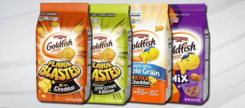Pepperidge Farms Goldfish Crackers Recall