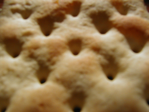Pizza Crackers For Toddler Tuesday