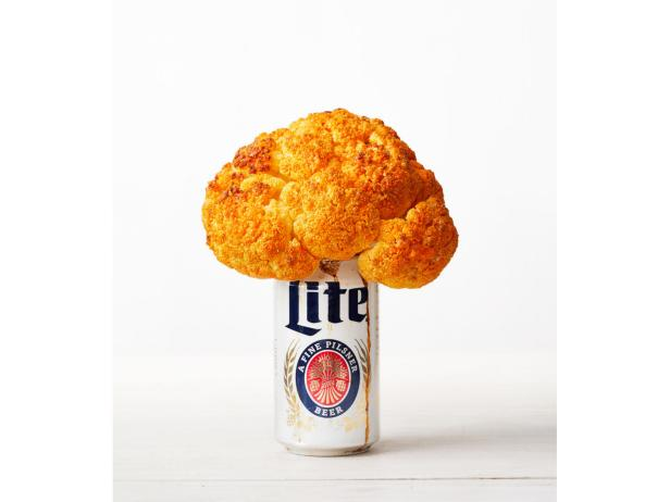 Beer Can What????? Cauliflower!