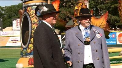 Oktoberfest Names Parade Marshals