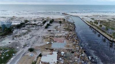 Devastation In Florida