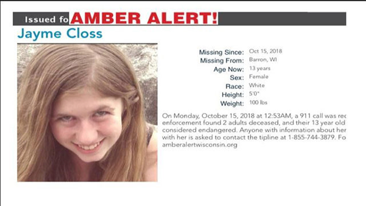 ICYMI: The Latest On The Missing Barron Girl