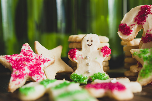 Classic Christmas Sugar Cookie Cutouts Its A Favorite Kicks 106 3