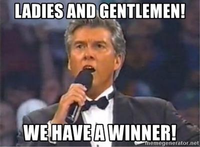 Winner On Day One Of ChrisMatch!