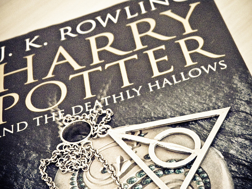 """Why I Like Today: Two New """"Harry Potter"""" Books This October!"""