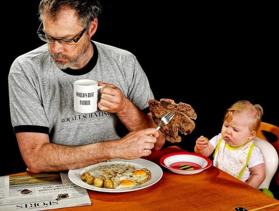 What Your Dad REALLY Wants For Father's Day