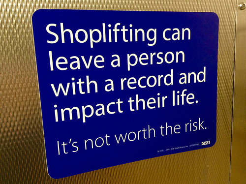 Shoplifting Reached All-Time High In 2016