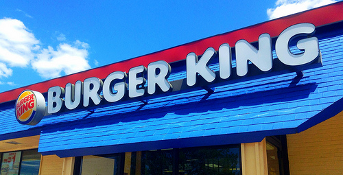 Get Fired From Your Job, Get a Free Burger from Burger King