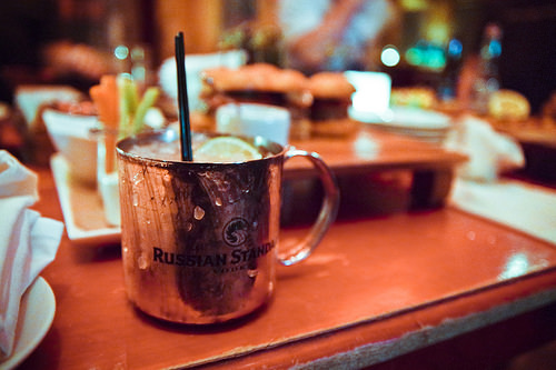 Moscow Mules Could Cause Copper Poisoning