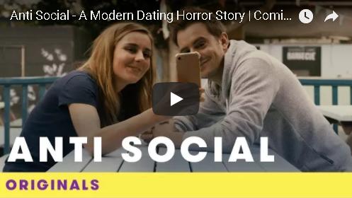Anti Social- A Modern Dating Horror Story