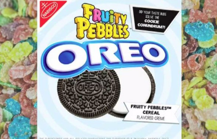 """""""Mystery Oreo"""" Flavor Has Been Revealed"""