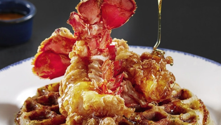 Forget Chicken & Waffles: Red Lobster Is About to Sell Lobster & Waffles