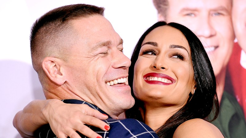 John Cena & Nikki Bella Split