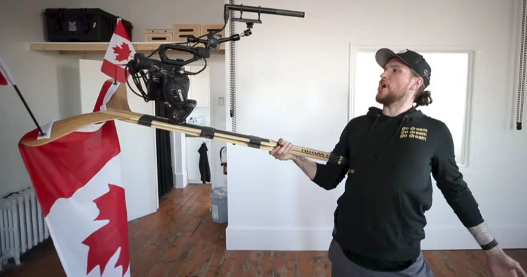 A $10,000 Canadian Selfie Stick Exists Now