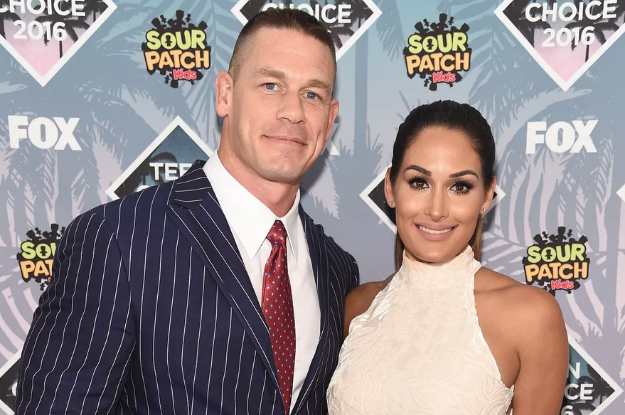 John Cena and Nikki Bella 'Will Almost Definitely Get Back Together,' Source Claims