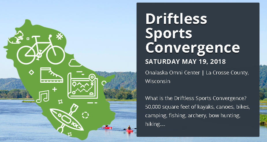 Be A Part Of The  Huge Driftless Sports Convergence