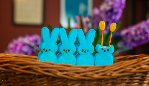 Here's The Top Seven Most Hated Easter Candies